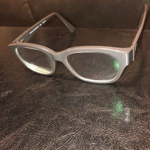 🔵 Final cement grey Armani exchange glasses